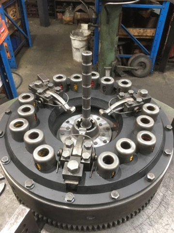 Flywheels and disc rotors | Truck and Tractor clutches